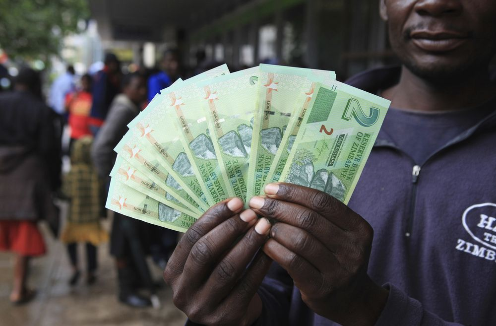 Reserve Bank of Zimbabwe (RBZ) To Introduce $50, $100 & $200 Banknotes