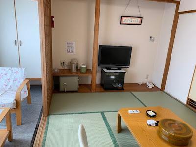 ふよう荘の6畳和室