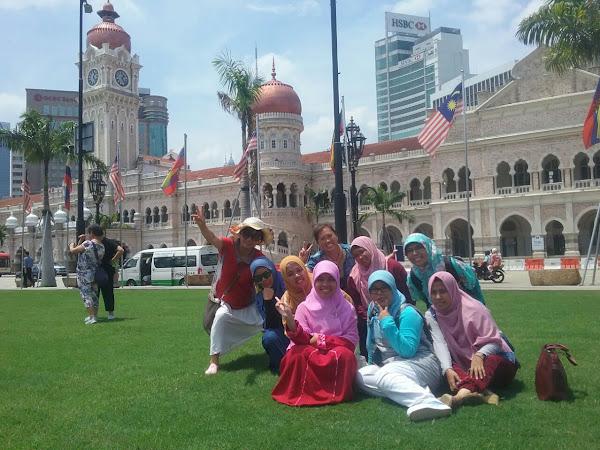 Pengalaman Pertama Traveling ke Malaysia