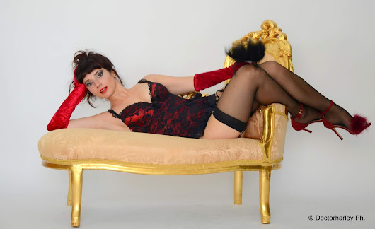 Passione Burlesque – Liza Joints