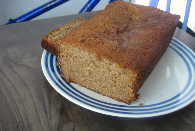 Honey Wheat Pound Cake Fresh From The