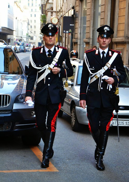 Modern Military Uniforms Carabinieri Italian Military Police
