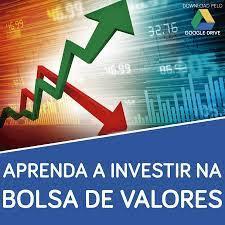 Curso Online Aprenda a Investir na Bolsa de Valores