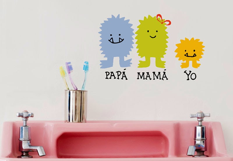 Creativas ideas de c mo dibujar tus paredes maria victrix - Ideas para decorar paredes infantiles ...