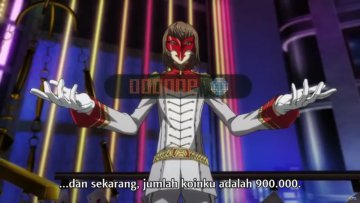 Persona 5 the Animation Episode 25 Subtitle Indonesia