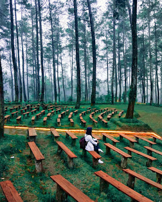 7 Most beautiful and Instagrammable tourist spots in Bandung for family vacation on weekends!