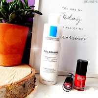 Routine soin et maquillage La Roche-Posay