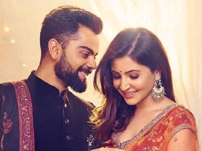 Virat Kohli - Anushka Sharma wedding