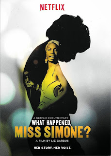 Affiche du film What happened miss simone, nexflix
