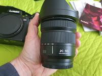 Panasonic Lumix S5 kit lens