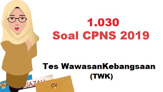 Contoh Soal Tes Cpns 2019 Hots