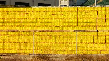 Amarillo, -color prohibido- en España