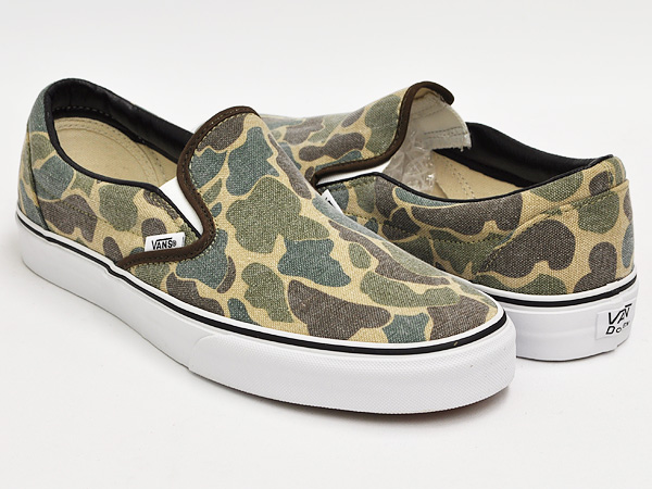 2103d9baeb Vans Camo Slip-ons Available at Lazada for only ₱ 1