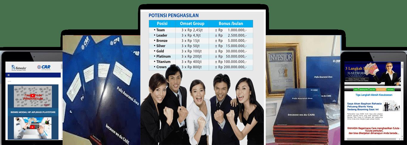 Peluang Bisnis car 3i networks jakarta