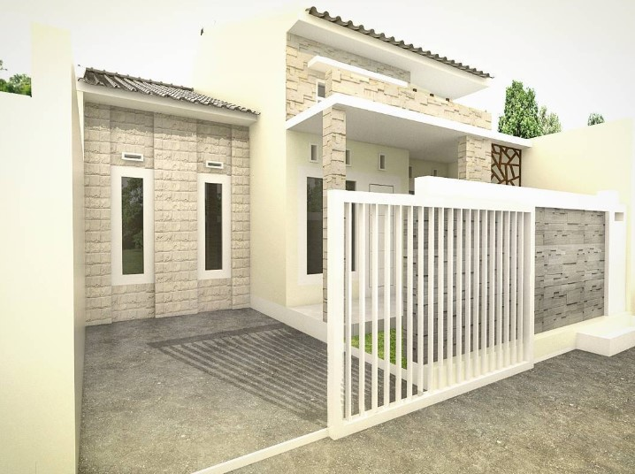 Model Pagar Minimalis 2020 Modern | Rumah Idaman