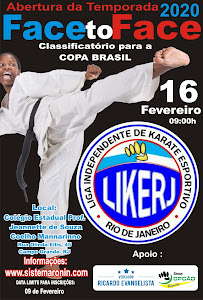 2º Face to Face Open de Karate
