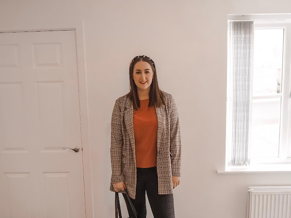 AUTUMNAL WARDROBE ESSENTIALS FOR WORK