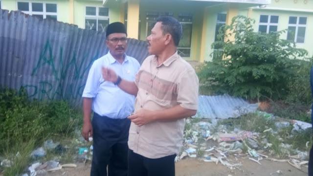 Tinjauan Anggota DPRD Inhu Prioritaskan Fasilitas Kesehatan
