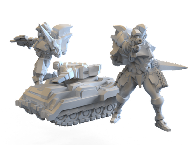 Hathcock Light Tank