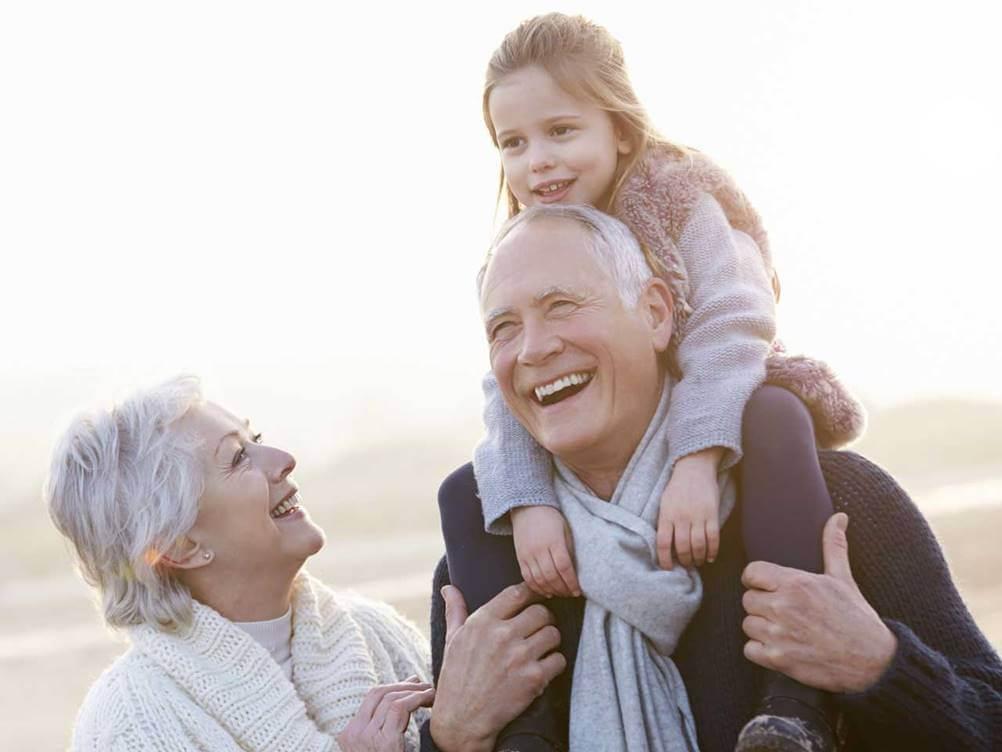 Avós e Criação dos Netos