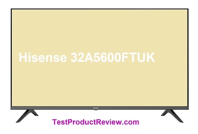 Hisense 32A5600FTUK Smart LED TV for the UK market