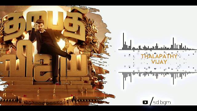 Master motion poster Ringtone BGM Download