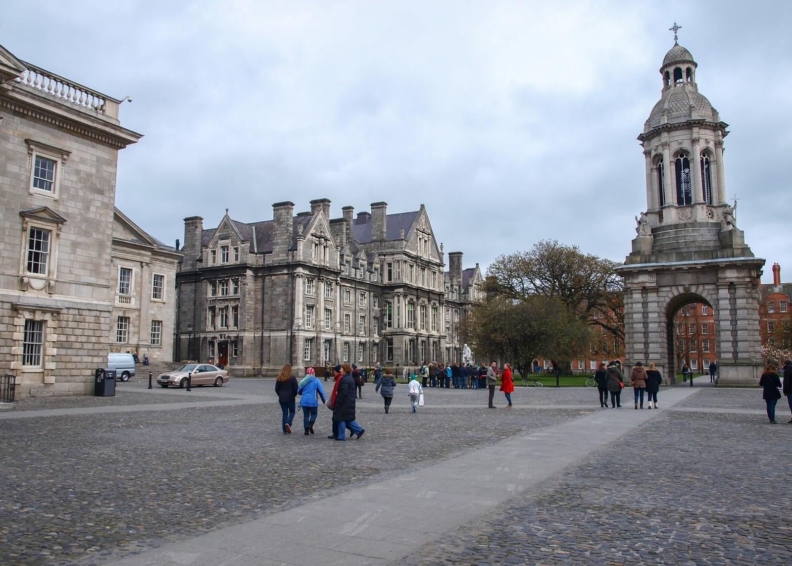 Pourquoi partir erasmus voyage stage Dublin Irlande
