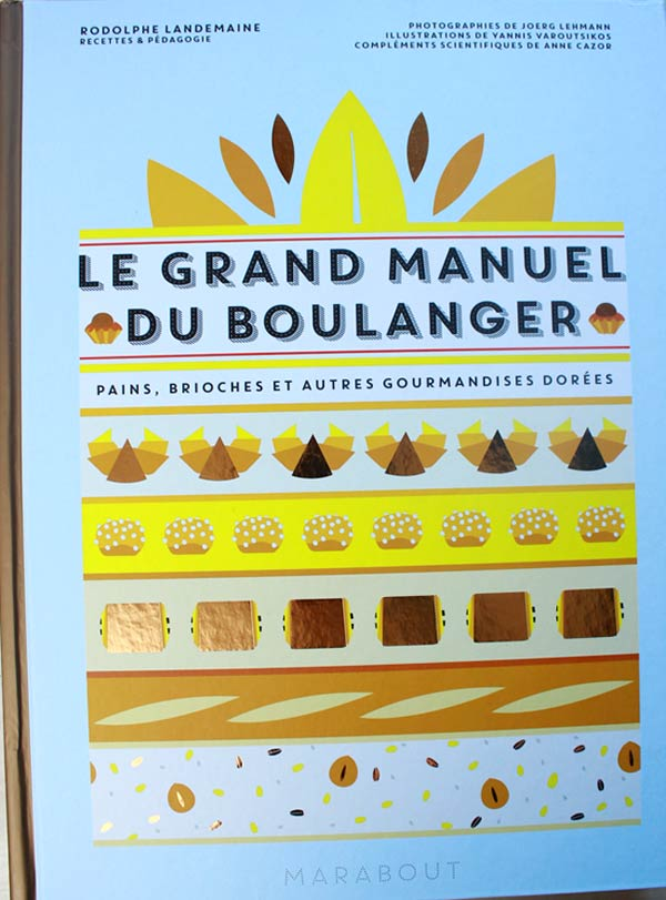 le grand manuel du boulanger marabout