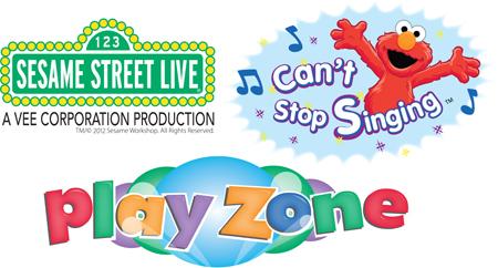Playzone & Sesame Street Live