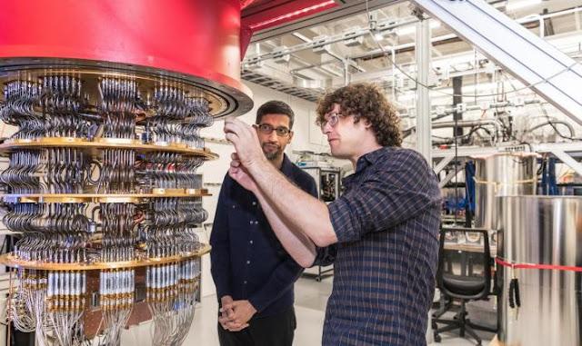 How did Google achieve Quantum Excellence?