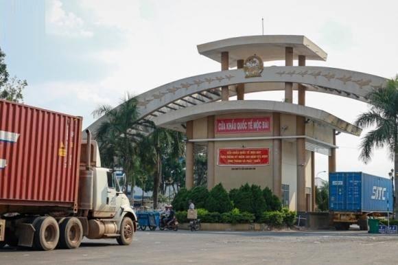 Việt Nam đóng biên với Campuchia, Lào
