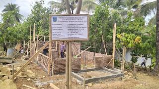 Pembangunan Gedung Posyandu Dusun Sukasari RT 06/RW 06 Desa Mekarsari