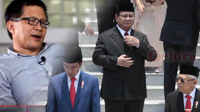 Rocky Gerung Ungkap Prabowo Lebih Bercahaya di Kabinet, Sebut seperti Perdana Menteri