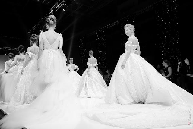 St.Petersburg Bridal Fashion Week. Часть 3