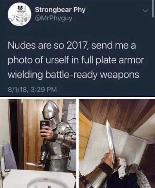 Send sword pics