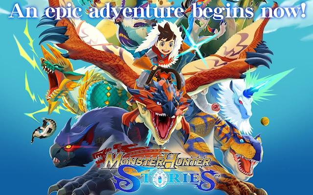 Monster Hunter Stories Apk Mod Download