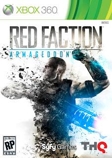 Red Faction: Armageddon (X-BOX360) 2011