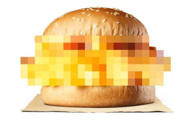 Japan Fake Burger