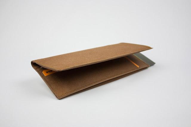 紙樣手創設計 可水洗牛皮紙 新品測試