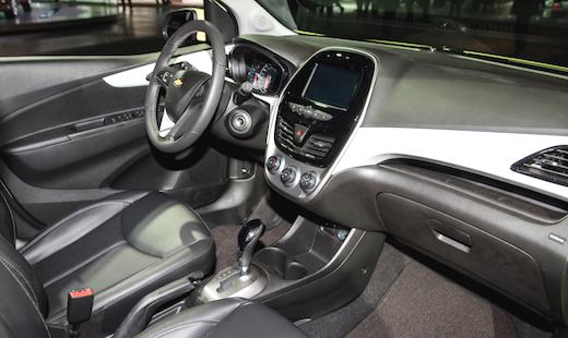 2019 Chevrolet Spark Activ Rumors