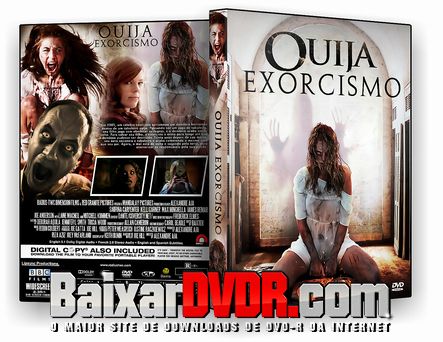 Ouija – Exorcismo (2017) DVD-R Autorado