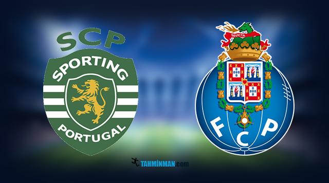 Sporting - Porto maç tahmini