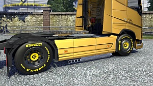Pirelli Tires mod by Ghass72