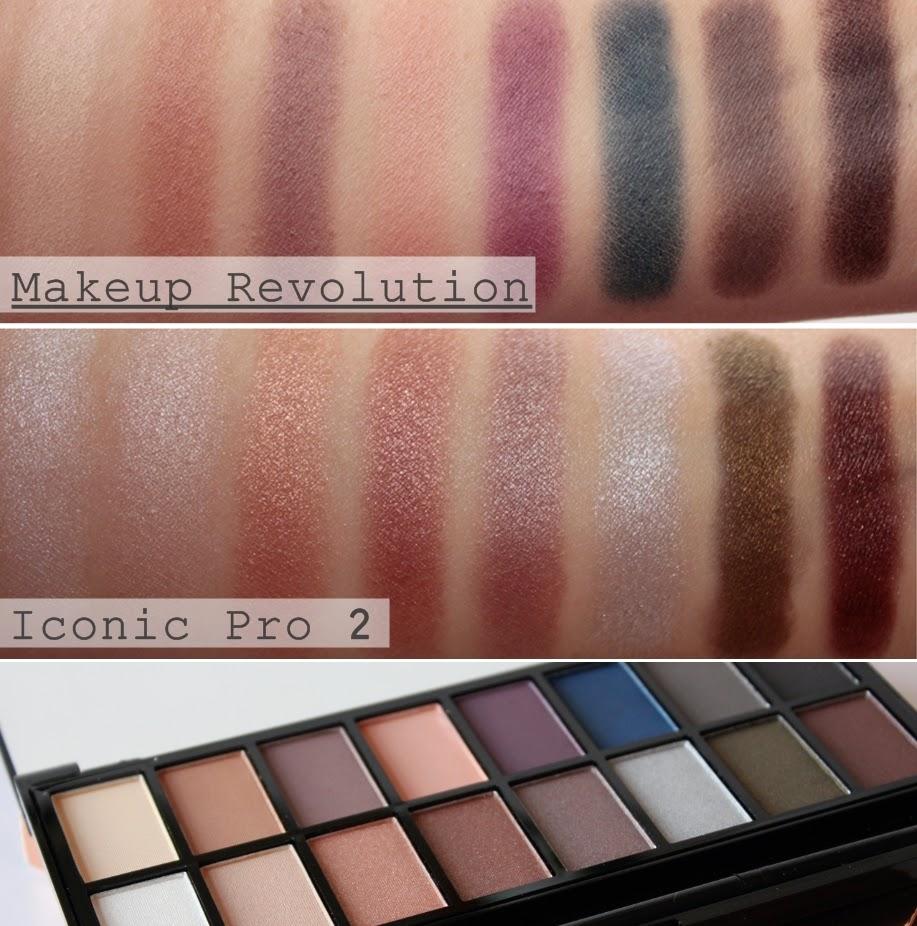 Makeup revolution iconic pro 2