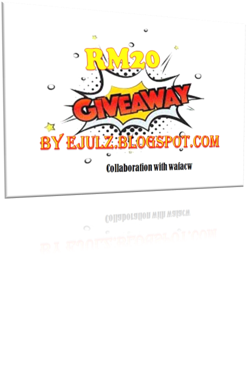 Giveaway by ejulz & wafacw