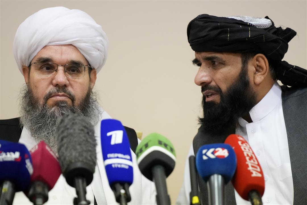 Taliban Controls 85% 0f Afghanistan As US Withdrawal Looms