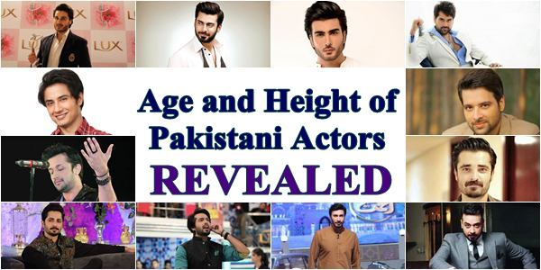age-height-actors