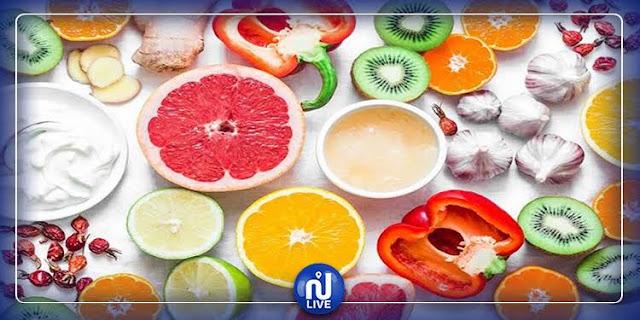 التغذية السليمة  لتقوية  جهاز المناعه ضد الكورنا