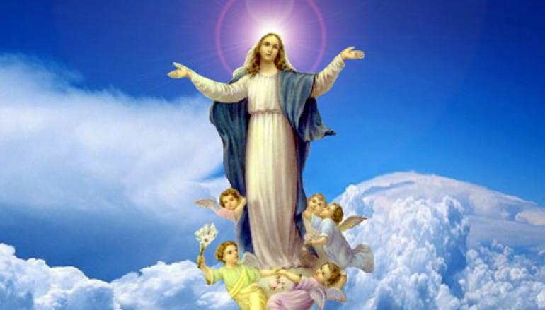 Renungan Harian Katolik Hari Santa Perawan Maria Diangkat ke Surga Minggu 15 Agustus 2021