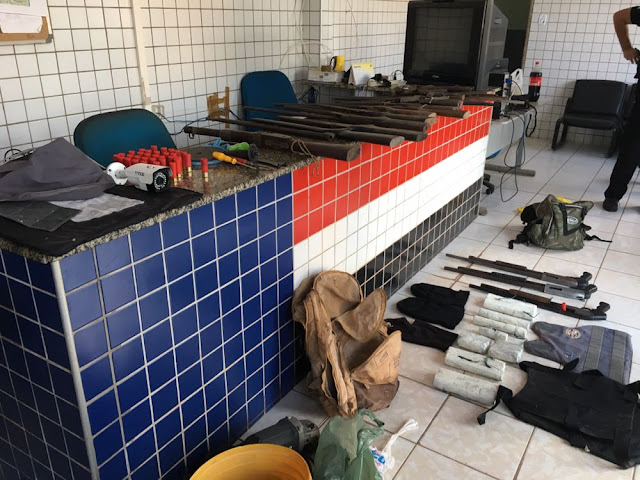 Polícia prende três envolvidos em explosões de caixas eletrônicos no Maranhão